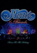 HEART-HEART & FRIENDS - HOME FOR THE HOLIDAYS-JAPAN DVD J50