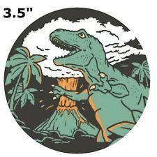 Dinosaur Jurassic Park Auto Truck Vinyl Decal Souvenir Sticker Travel Explore