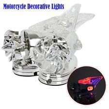 Motorcycle Decorative Lights Wind Light Wind-power Lamp Scooter ATV Waterproof
