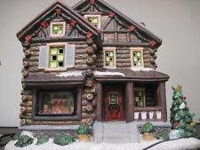 ST. Nicholas Square Village Log Cabin KL1402
