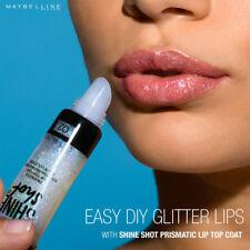 New Maybelline Shine Shot Lip Topcoat | Shade Prismatic | Rare in UK | Lip Gloss