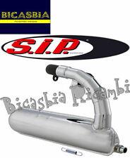 9368 - MARMITTA RACING SIP ROAD A SILURO CROMATA VESPA 50 SPECIAL R L N