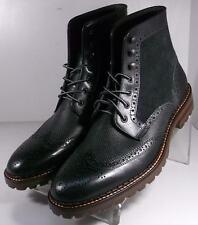 208935 SPBT50 Men's Boots Size 9 M Black Leather 1850 Series Johnston Murphy