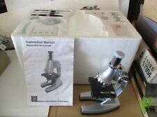 Meade Microscope set 900X preowned,never used in original packing foam no box