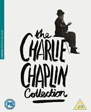 """THE CHARLIE CHAPLIN COMPLETE 11 FILM COLLECTION DVD BOX SET 12 DISC """"NEW&SEALED"""""""
