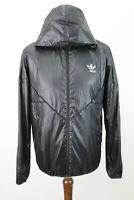 ADIDAS Black Light Jacket size S