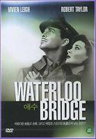 Waterloo Bridge - Vivien Leigh, Robert Taylor New UK Compatible Region Free DVD
