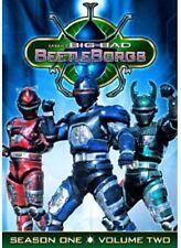 Big Bad Beetleborgs: Season One, Vol. 2 [3 Discs] (2013, DVD NIEUW)3 DISC SET
