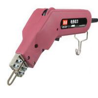 220V/120V Electric Banner Rope Sponge Cloth Plastic Hot Knife Cutter Tool 100W