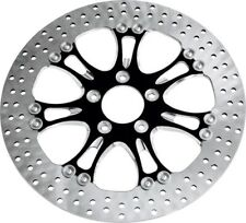 "P.M. Front 11.8"" Rotor (Platinum Heathen) '06-15 Harley FLH, FLT, Dyna, Softail"