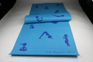Wai Lana Little Yogis Mat Yoga Pilates Mat Floral Bag