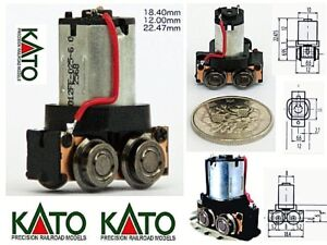 Kato 13626 Micro Size Chassis Motorized Powered mm.18, 4 x 12 X 22,4H Ladder-N