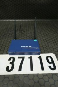 Netgear WAG102 prosafe Dual Band wireless Access Point mit Netzteil #37119