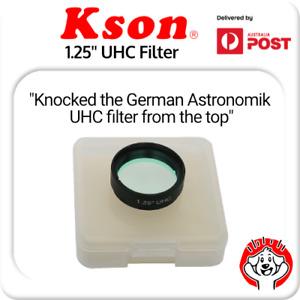 "UHC (Ultra High Contrast) Filter - 1.25"" Telescope Eyepiece Line Filter"