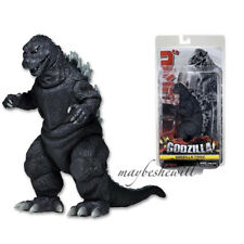 "NECA Godzilla Movie 1954 Version Collectible Action Figure 7"" Black Toy Gift"