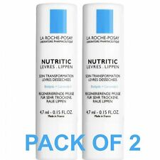 LA ROCHE POSAY Nutritic Lip Balm Very Dry Lips Transforming Care 4,7ml 2 Pack