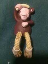 Monkey Fridge Magnet