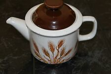 Main Aisle Stoneware Buckwheat Design Tea Pot or Pitcher