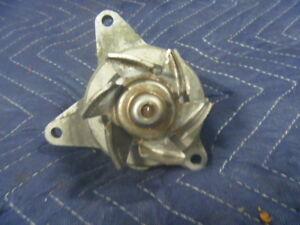 01-17 Ford Focus Lincoln MKZ Mercury Mariner Engine Water Pump w/o turbo OEM