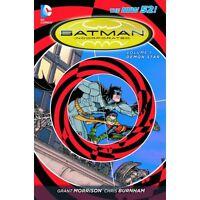 DC Comics Batman Incorporated Vol 01 Demon Star Hardcover Graphic Novel