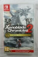 BOX ONLY - Xenoblade Chronicles 2 Torna The Golden Country- Switch