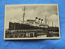 Nachlass-Sammelbid-An unserem schönen Elbstrom-Schiff-Cuxhaven-v.ca1930-Rarität