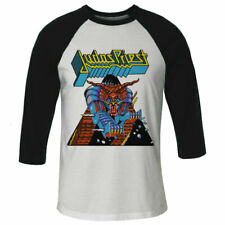 JUDAS PRIEST T-shirt Defender of the faith lp,cd, tour,magazine,poster 7 12
