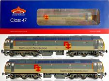 BACHMANN 00 GAUGE 32-816Z - CLASS 47 DIESEL 47306 RAILFREIGHT THE SAPPER KERNOW
