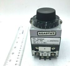 7022 PAM Agastat TE Connectivity Time Delay Relay 125 VDC Free Shipping