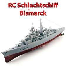 Defekt - RC ferngesteuertes Boot, Kriegsschiff Bismarck 3827F, Schlachtschiff