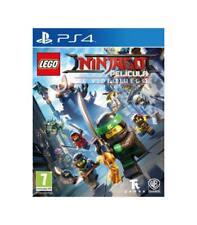 Juego Fox (warner) PlayStation 4 la Lego Ninjago Película - el videojuego ...