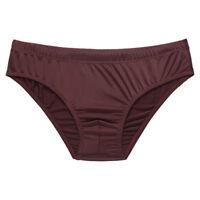 Men's Underwear Underpants Breathable Briefs Boxer Low-rise Nylon Shorts Bikini