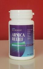 GNC - Bio Remedy - Arnica Relief - 100 Tablets - Free Shipping - 08/22