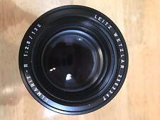 Leica ELMARIT-R 135mm f/2.8 MF Lens