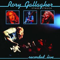 RORY GALLAGHER - STAGE STRUCK (LIVE/REMASTERED 2013)   VINYL LP NEU