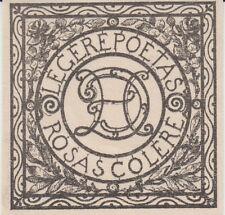 Ex-libris Désiré HALLOT (1879-1970) - Toulon (Var).