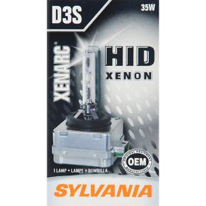 Dual Beam Headlight  Sylvania  D3S.BX