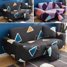 Copridivano elasticizzato morbido per divano 1/2/3/4 posti Camera da letto posti
