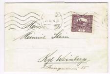Czechoslovakia Sc#46(single frank)-TELEGRAM-PRAGUE 27/II/20-TELEGRAM