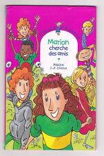 Marion cherche des amis, Ecole d'Agathe N°21 ¤ Pakita et Chabot