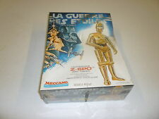 Super Rare Vintage Star Wars Meccano C-3PO (Z-6PO) in Original Box!!!  NIB!