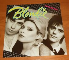 Blondie Eat to the Beat Flat Square Vintage 1979 Promo Poster 12x12