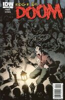 Doom #5 (of 5) Steve Niles Comic Book - IDW