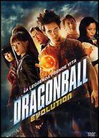 DVD Dragonball Evolution (2009) Film Cinema Video Movie Azione Fantascienza