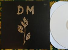 Depeche Mode- Early Demos LP RARE White Wax 100 copies! (David Gahan, Synth)