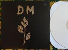 Depeche Mode- Early Demos LP RARE White Wax 100 copies! (David Gahan, Synth)