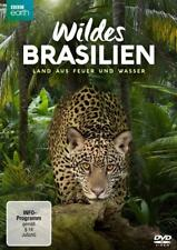 Wildes Brasilien - Land aus Feuer und Wasser (2016)