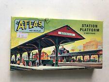 Atlas HO Station Platform kit 707