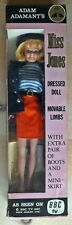 ADAM ADAMANT Miss Jones Muñeca 1967 Laurie juguetes no fairylite en Caja Juliet Harmer