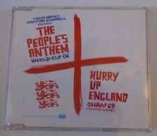 SHAM 69 & SPECIAL ASSEMBLEY ~ Hurry Up England ~ CD SINGLE